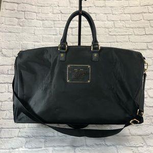 Victoria's Secret Duffle travel gym bag. Black L